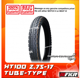 FKR TUBE-TYPE TYRE HT100 EPSILON 2.75-17