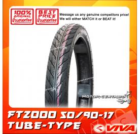 VIVA TUBE-TYPE TYRE FT2000 50/90-17