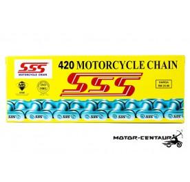 SSS CHAIN 420 X 104L