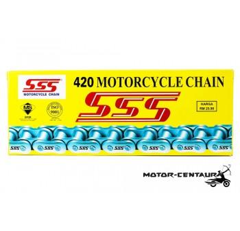 SSS CHAIN 420 X 120L