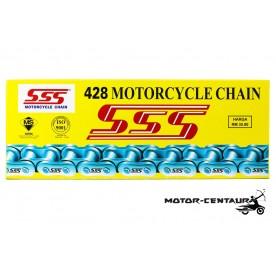 SSS CHAIN 428 X 100L
