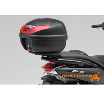 GIVI MONOLOCK TOP CASE (WITHOUT BRAKE LIGHT) TOUR E30TN BLACK