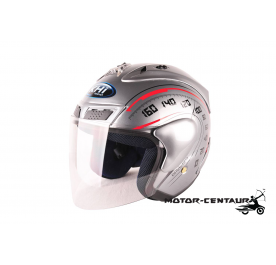 KHI HELMET RR FORCE X GREY