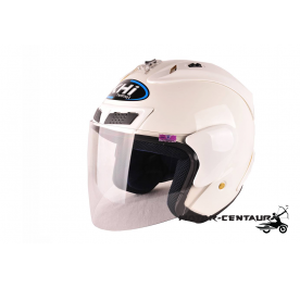KHI HELMET RR FORCE WHITE