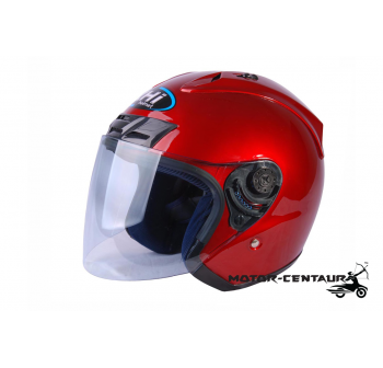 KHI HELMET RR CANDY RED