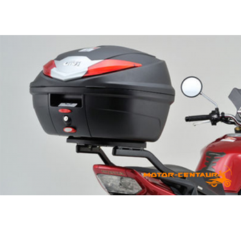 GIVI MONOLOCK TOP CASE (WITHOUT BRAKE LIGHT) B360N BLACK
