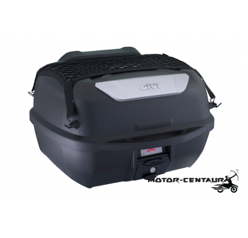 GIVI MONOLOCK TOP CASE (WITHOUT BRAKE LIGHT) E43NTL-ADV BLACK