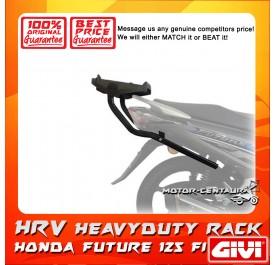 GIVI HEAVY DUTY RACK HRV HONDA FUTURE 125 FI, WAVE 125i