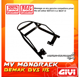 GIVI MONORACK MV DEMAK DVS 115