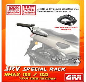 GIVI SPECIAL RACK SRV YAMAHA NMAX 155 / 150
