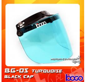 BOGO VISOR BG-05 TURQUOISE