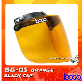 BOGO VISOR BG-05 ORANGE