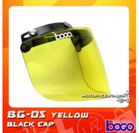 BOGO VISOR BG-05 YELLOW