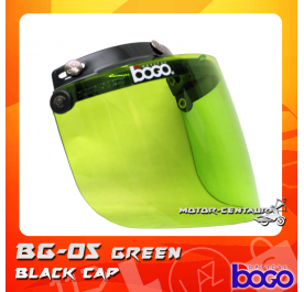BOGO VISOR BG-05 GREEN