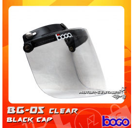BOGO VISOR BG-05 CLEAR
