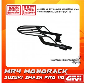 GIVI MONORACK MR4 SUZUKI SMASH PRO 110