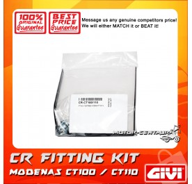 GIVI CENTRE CASE FITTING KIT CR MODENAS CT100/110