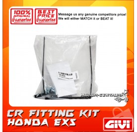 GIVI CENTRE CASE FITTING KIT CR HONDA EX5 / DEMAK EX90