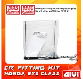GIVI CENTRE CASE FITTING KIT CR HONDA EX5 CLASS