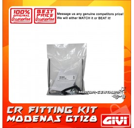 GIVI CENTRE CASE FITTING KIT CR MODENAS GT128