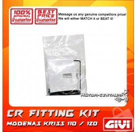 GIVI CENTRE CASE FITTING KIT CR MODENAS KRISS 110/120