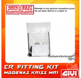 GIVI CENTRE CASE FITTING KIT CR MODENAS KRISS MR1