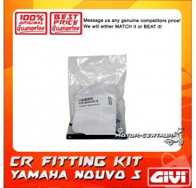 GIVI CENTRE CASE FITTING KIT CR YAMAHA NOUVO S