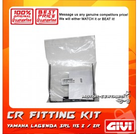 GIVI CENTRE CASE FITTING KIT CR YAMAHA LAGENDA SRL 115/Z/ZR