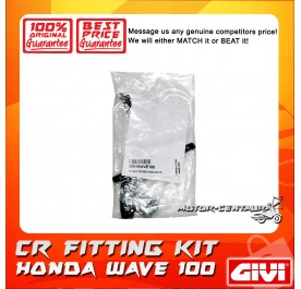 GIVI CENTRE CASE FITTING KIT CR HONDA WAVE 100