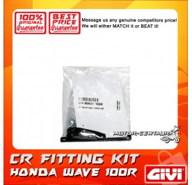 GIVI CENTRE CASE FITTING KIT CR HONDA WAVE 100R