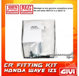 GIVI CENTRE CASE FITTING KIT CR HONDA WAVE 125