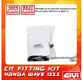 GIVI CENTRE CASE FITTING KIT CR HONDA WAVE 125S