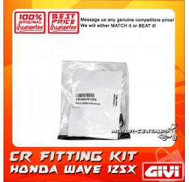 GIVI CENTRE CASE FITTING KIT CR HONDA WAVE 125X