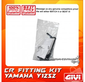 GIVI CENTRE CASE FITTING KIT CR YAMAHA Y125Z