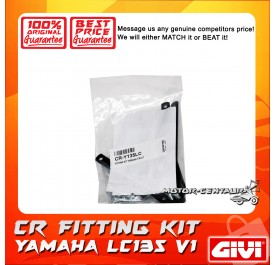 GIVI CENTRE CASE FITTING KIT CR YAMAHA Y135LC / DEMAK EVO Z110