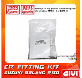 GIVI CENTRE CASE FITTING KIT CR SUZUKI BELANG R150