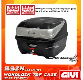GIVI MONOLOCK TOP CASE B32N BLACK