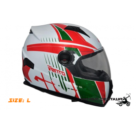 GIVI FULL FACE HELMET M50.1 VENTO L GRAPHIC TECHNO ITALY