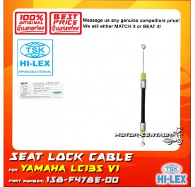 TSK SEAT LOCK CABLE 1S8-F478E-00 FOR YAMAHA 135LC