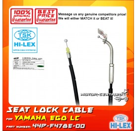 TSK SEAT LOCK CABLE 44P-F478E-00 FOR YAMAHA EGO-LC 44P