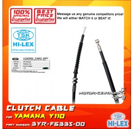 TSK CLUTCH CABLE 3YR-F6335-00 FOR YAMAHA Y110