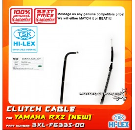 TSK CLUTCH CABLE 3XL-F6335-00 FOR YAMAHA RXZ