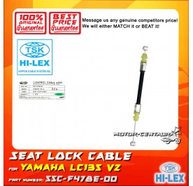 TSK SEAT LOCK CABLE 55C-F478E-00 FOR YAMAHA 135LC NEW