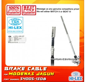 TSK BRAKE CABLE 54005-1208 FOR MODENAS JAGUH