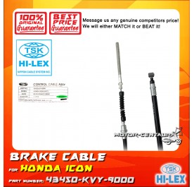 TSK FRONT BRAKE CABLE 43450-KVY-900 FOR HONDA ICON 115 KVY