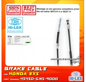 TSK BRAKE CABLE 45450-GN5-9000 FOR HONDA EX5 GN5