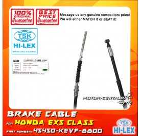 TSK FRONT BRAKE CABLE 45450-KEVF-8800 FOR HONDA EX5 CLASS KEVG