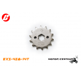 CHEANG FRONT SPROCKET EX5 428 14T