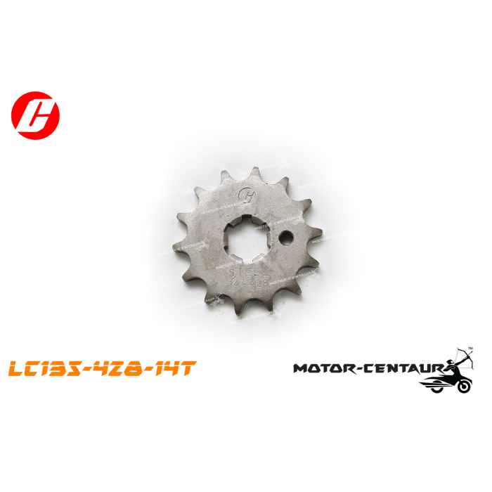 CHEANG FRONT SPROCKET LC135 428 14T
