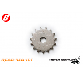 CHEANG FRONT SPROCKET RC80 428 15T
